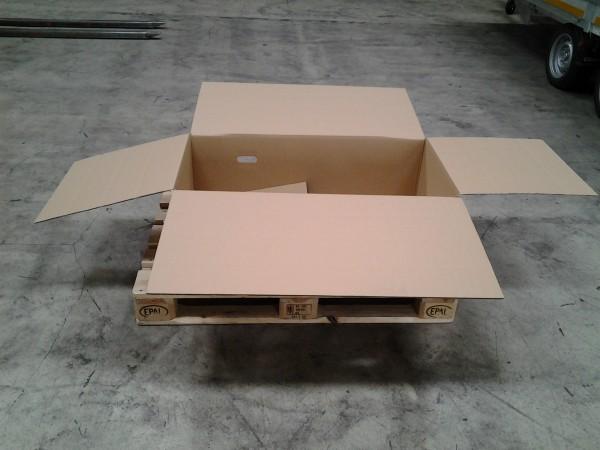 Faltkarton 1015 x 515 x 310 mm W2