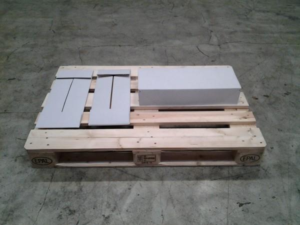 Faltkarton 560 x 228 x 112 mm W2