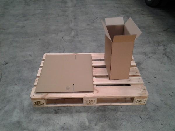 Faltkarton 387 x 205 x 460 mm W2
