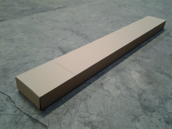 Faltkarton 2086 x 410 x 120 mm W1