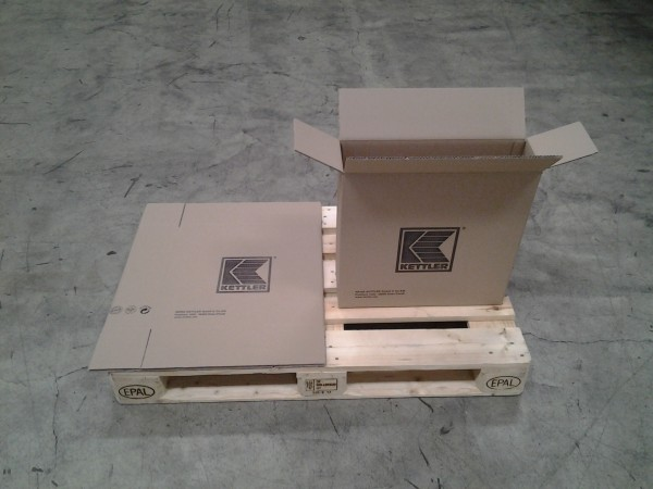 Faltkarton 505 x 135 x 515 mm W2